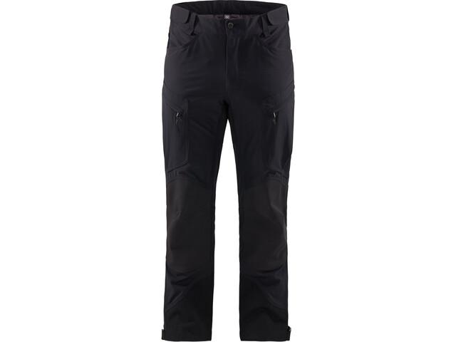 Haglöfs Rugged Mountain Pantalones Hombre, true black solid short